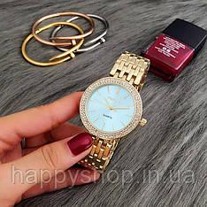 Женские часы со стразами Contena