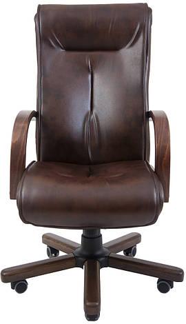 Кресло компьютерное Бостон (Вуд) (с доставкой), фото 2