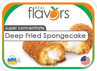 Ароматизатор Real Flavors Deep Fried Sponge cake (Жареный бисквит)