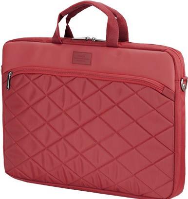 """Женская надежная сумка для ноутбука 15,6"""" Sumdex Passage  PON-328RD красный, PON-328VT фиолетовый"""