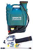 Опрыскиватель аккумуляторный Spektr SES-18 (18 литров, 12 вольт 8 А/ч)