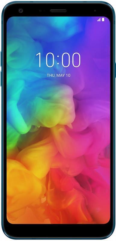 Смартфон LG Q7+ Q610NA Dual Sim Moroccan Blue (LMQ610NA.ACISBL)