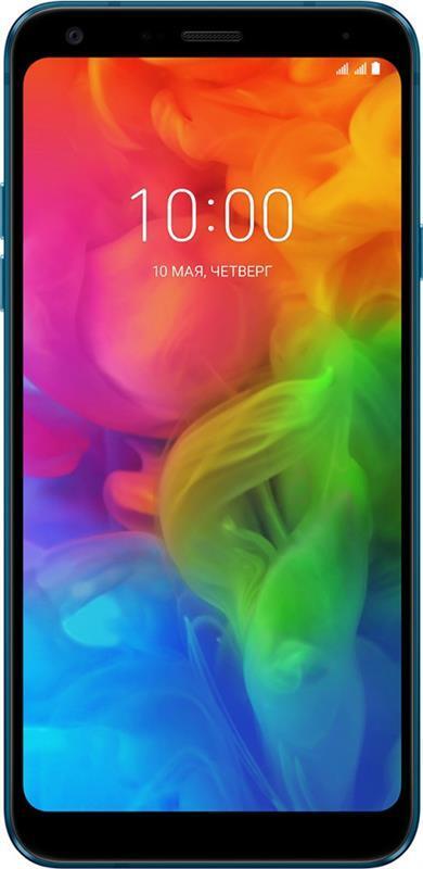 Смартфон LG Q7 Q610NM Dual Sim Moroccan Blue (LMQ610NM.ACISBL)