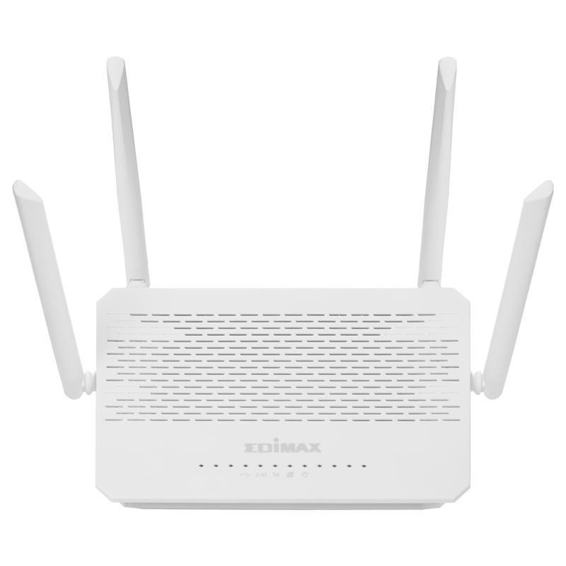 Беспроводной маршрутизатор Edimax BR-6478AC v3 (AC1200, 1*GE WAN, 4*GE LAN, 1xUSB, 4 антенны)