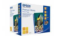Фотобумага EPSON 130mmx180mm Premium Glossy Photo Paper, 500л. C13S042199