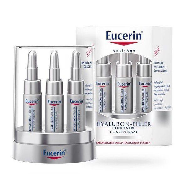 Eucerin 63908 Гиалуроновый-Филлер ампулы 5мл N6(Эуцерин)