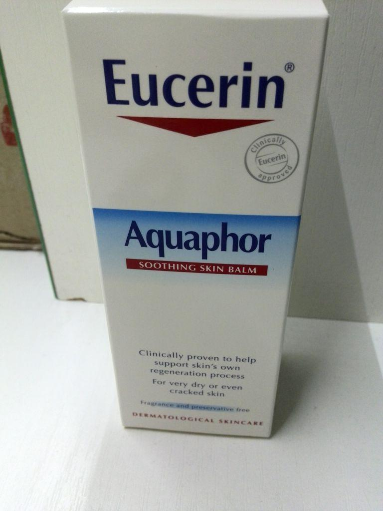 Eucerin 63976 Аквафор крем восстанавливающий целостность кожи 40мл(Эуцерин)