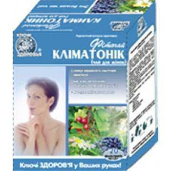 """Фиточай №64 """"КЛИМАТОНИК (чай для женщин)"""
