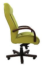 Кресло компьютерное Магистр (Вуд) (с доставкой), фото 3