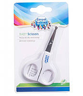Безопасные ножницы для малышей, белые Canpol Babies!!!
