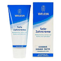 Зубная паста с минеральной солью Weleda Sole-Zahncreme 75мл
