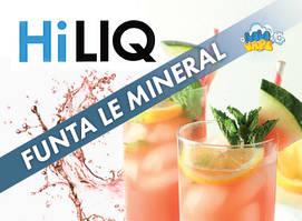 Ароматизаторы HiLIQ Хайлик Funta Le Mineral (Холодная газировка)