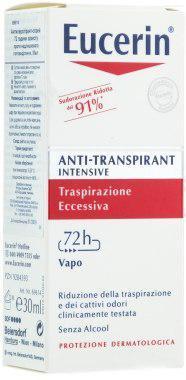 Антиперспирант-спрей 72 часа защиты против чрезмерного потовыделения Eucerin