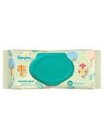 Детские влажные салфетки Natural Clean (64 шт.)