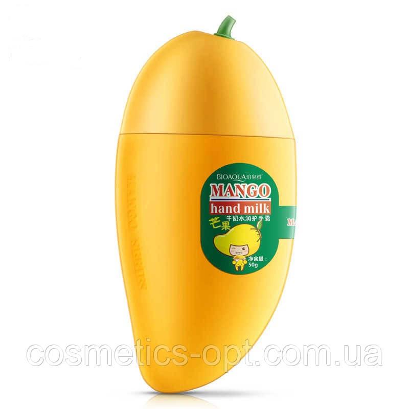 Крем-молочко для рук Bioaqua Fruit Hand Cream Манго