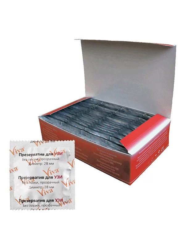 Презервативы для УЗИ (100 шт.)