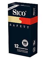 Презервативы Safety классические (12 шт.) Sico