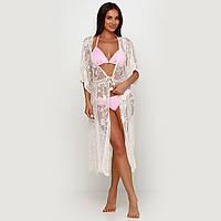 Пляжное платье длинное AL-9138-10
