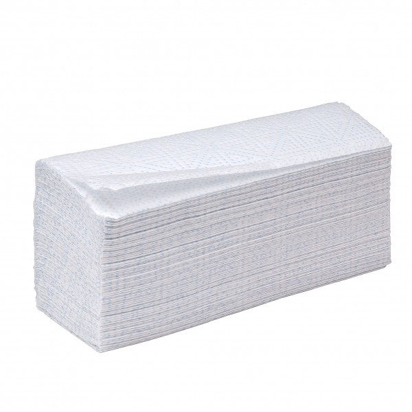 Полотенце бумажное, Comfort , V-сложение, целлюлозное, 2-х сл., 200 л/уп.