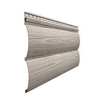 Сайдинг блок-хаус DOCKE Wood Slide, D4,7T орех (0,878 м2)