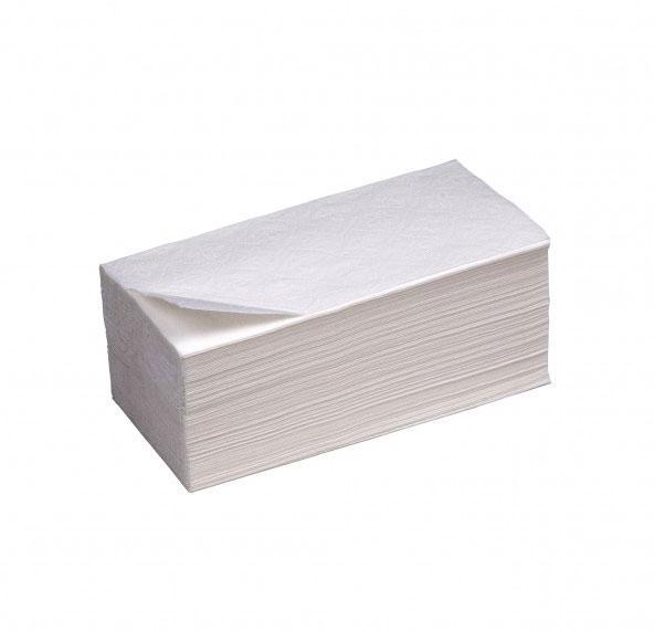 Полотенце бумажное, Comfort ЕСО, V-сложение, целлюлозное, 2-х сл., 160 л/уп.