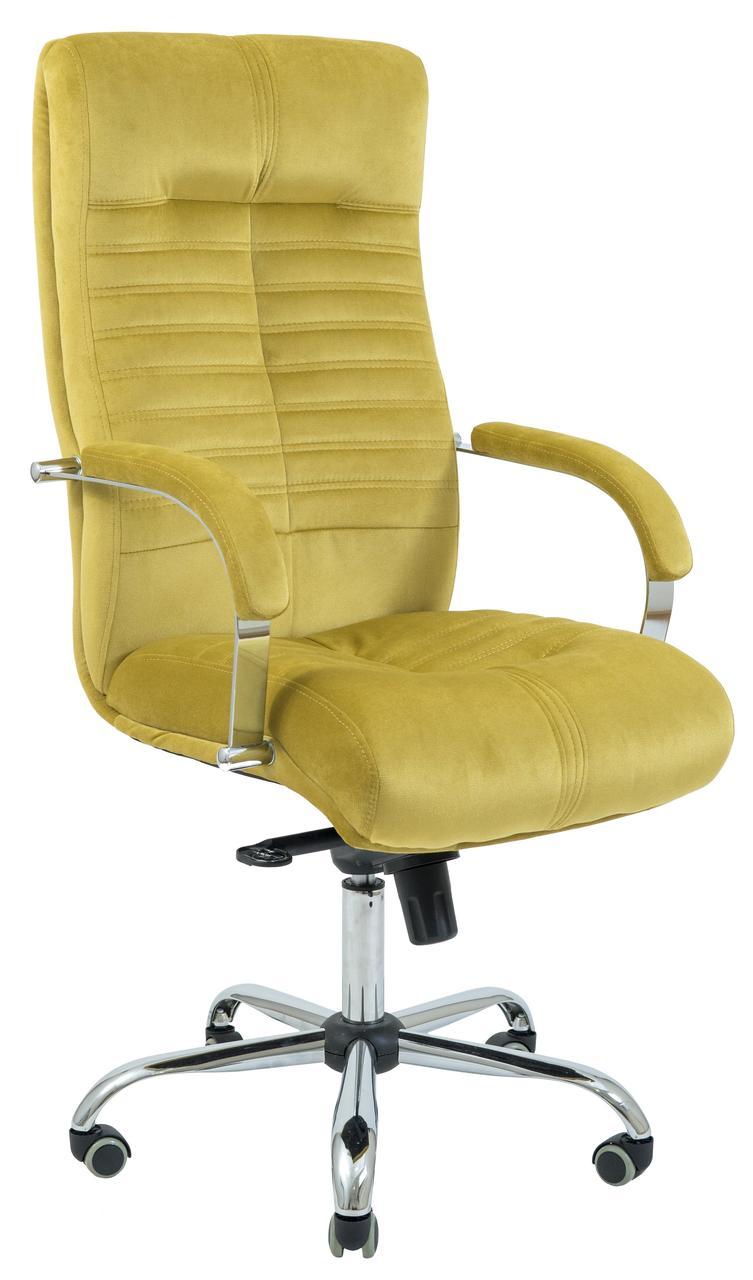 Кресло компьютерное Орион (Хром) (с доставкой)