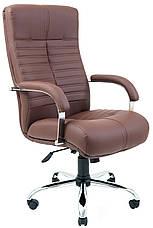 Кресло компьютерное Орион (Хром) (с доставкой), фото 3