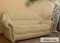 Мебельный кожзаменитель кожзам для обшивки мягкой мебели ширина 140 см сублимация 4063