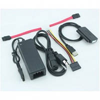 Кабель USB \ IDE SATA + адапторя