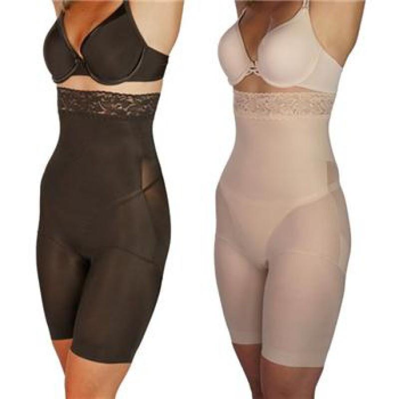 Утягивающие шорты Slim and Lift с высокой талией ( 1шт. в наборе)