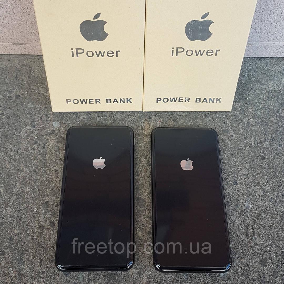 Power Bank Ipower 25000 mAh iPhone (павер банк айпавер,айфон з дисплеєм)