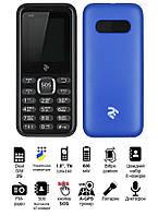 Мобильный телефон 2E S180 DUALSIM Blue