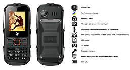 Мобильный телефон 2E R180 Dual Sim Black