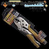 Кліщі затискні Mastertool універсальні 180 мм (07-0900), фото 2