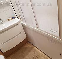 Душевые двери 3 секции раздвижная 140*140 см.