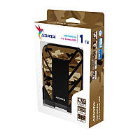 НЖМД ADATA 2.5 USB 3.1 1TB HD710MP Durable Camouflage
