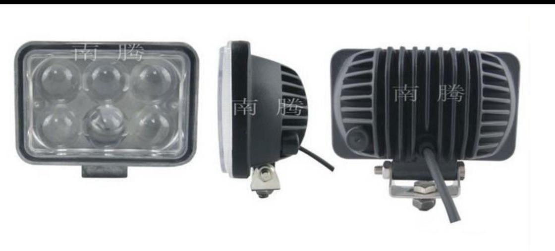Дополнительные светодиодные фары дальнего света  70-18W