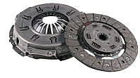 Сцепление ЗИЛ 5301 лепестковое в сб. (пр-во Россия) Россия 245.1600010 Размер накладки на диске 200х340