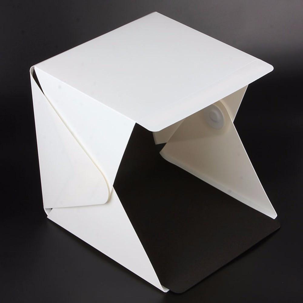 Photobox – лайтбокс з LED підсвічуванням для предметної зйомки 40см