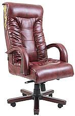 Кресло компьютерное Оникс (Вуд) (с доставкой), фото 3