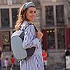 Рюкзак Cathy от Xd Design Anti-harassment Backpack Blue (P705.215), фото 8