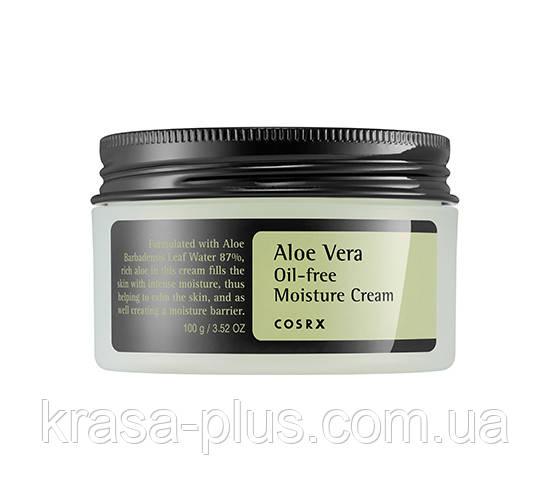 COSRX Aloe Vera Oil Free Moisture Cream | Увлажняющий крем с алоэ вера
