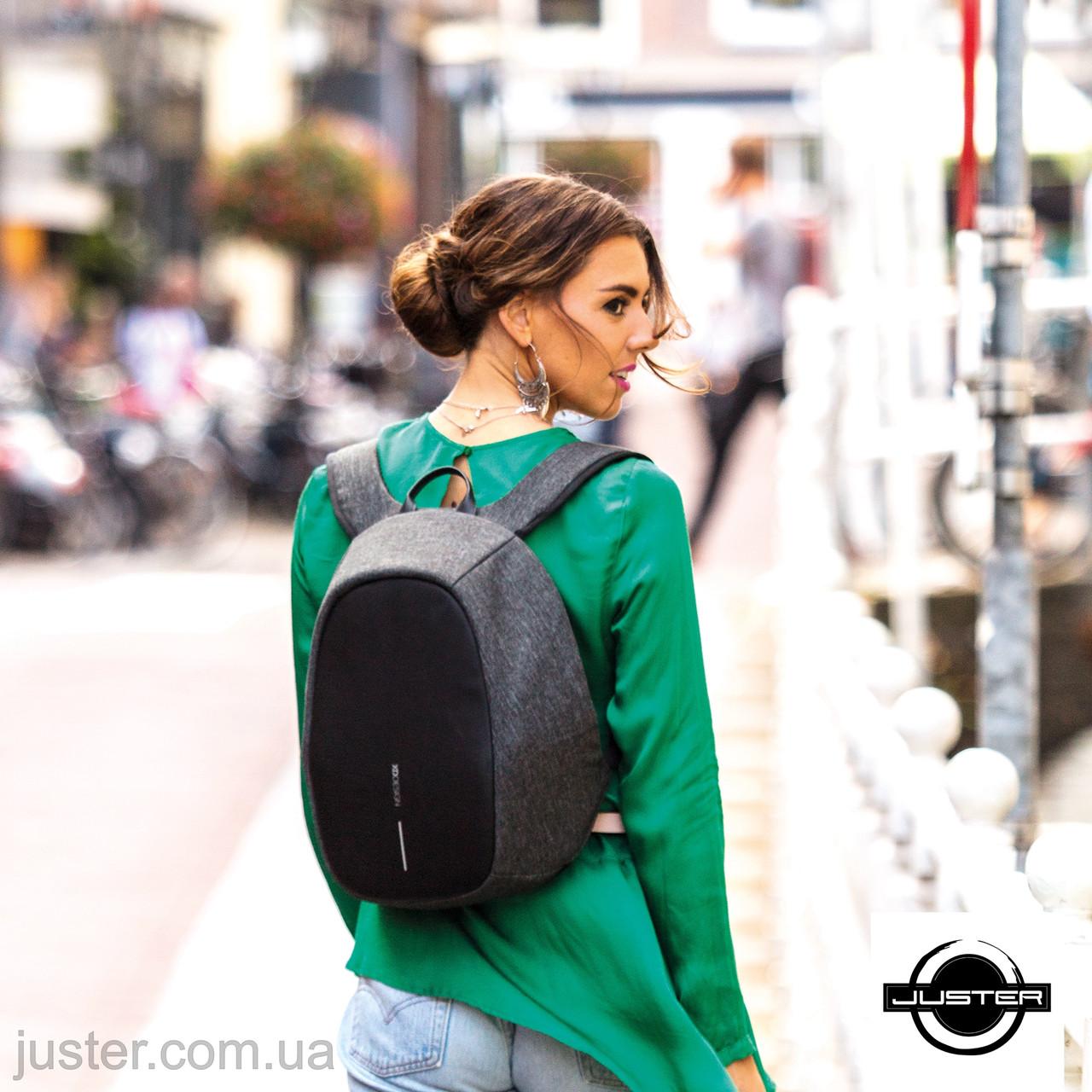 Рюкзак Cathy от Xd Design Anti-harassment Backpack Blue Новинка 2019 (P705.211)