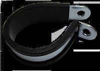 Хомут резиноармированный RUBBER CLAMPS 30мм /15мм, RC1530