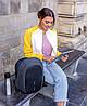 Рюкзак Cathy от Xd Design Anti-harassment Backpack Blue Новинка 2019 (P705.211), фото 10