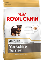 Сухой корм Royal Canin Yorkshire Terrier Junior для щенков, 1,5КГ