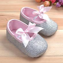 Пинетки туфли для девочки 11см.