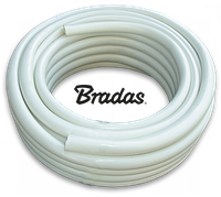 Шланг игелитовый белый 25 х 3мм, IGB25*3