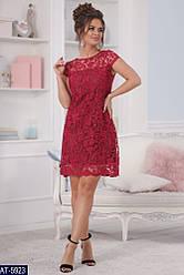 Гипюровое платье размер 42,44,46,48