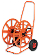 "Тележка для шланга 3/4"" 140м с накачанными колесами, AG320-RG"